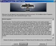 Angriff der Clone-Krieger - UT2K3-Demo Lizenz