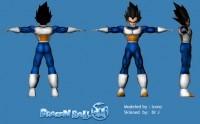 Dragonball Unlimited - Vegata