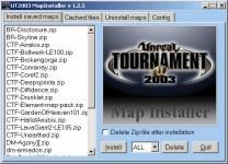 Unreal Tournament 2003 Map Installer