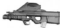 SC: FN F2000 Sturmgewehr